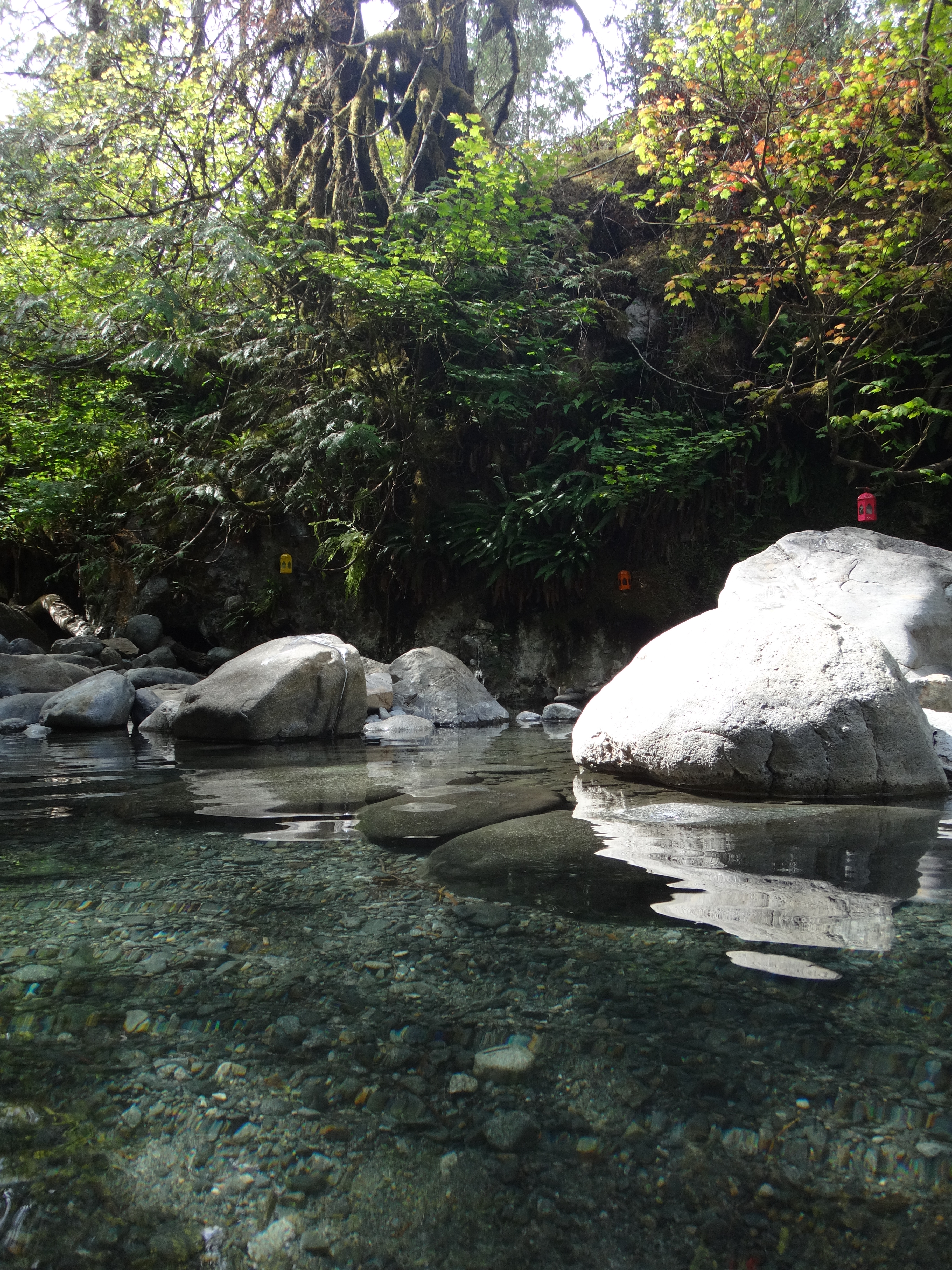 Sloquet Hot Springs Bc August 2015 Quot Dream Commit Succeed